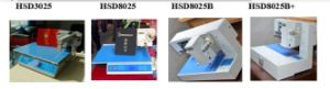 Digital Foil Printing Machine, Foil Stamping Machine (HSD8025B) pictures & photos