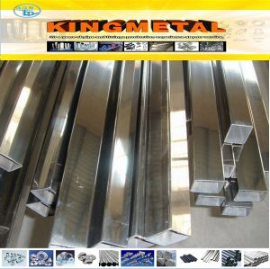 202/201/304 Welded/Seamless Stainless Steel Square/Round Tube/Pipe pictures & photos