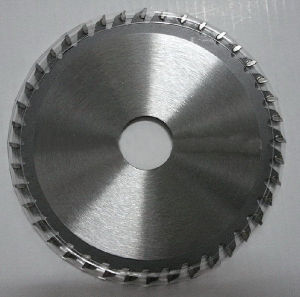 Tct Saw Blade for Wood Cutting Saw Blade for Cutting PVC pictures & photos