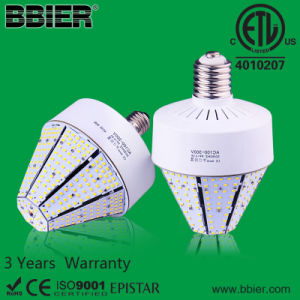 E27 50W Cool White LED Pole Street Light with ETL Approved pictures & photos