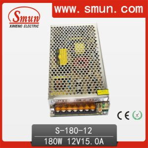 180W 12VDC 15A Output Switching Power Supply for Motor S-180-12 pictures & photos