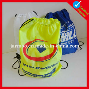 Nylon Cheap Camping Drawstring Bag pictures & photos