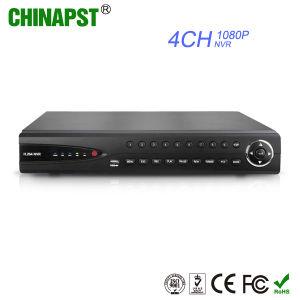 Hot Mobile APP DVR Kit P2p CCTV NVR (PST-NVR204) pictures & photos