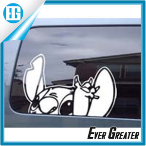 Waving Hello Car Window Truck Vinyl Decal Sticker pictures & photos