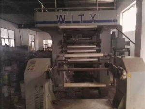 Used High Quality 8 Colors Gravure Press in Sale pictures & photos