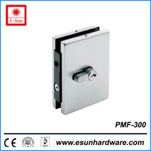 High Quality Aluminium Alloy Glass Door Lock (PMF-300) pictures & photos