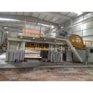 Stone Block Cutting Machine for Marble pictures & photos