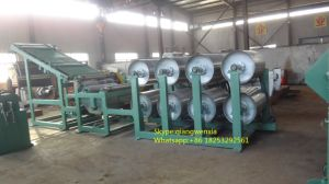 Eight Rollers Water Cooler Machine for Rubber Sheet pictures & photos