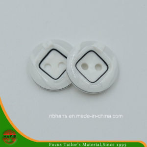 2 Holes New Design Polyester Shirt Button (S-118) pictures & photos
