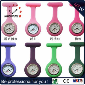 New Style Smart Sport Promotion Silicone Gift Nurse Watch (DC-908) pictures & photos