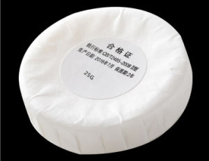 Round Soap/ White Hotel Soap pictures & photos