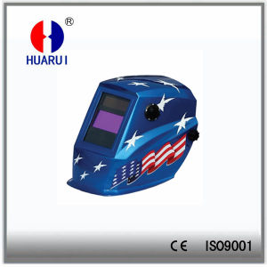 Hr4151b Auto-Darkening Welding Helmet pictures & photos