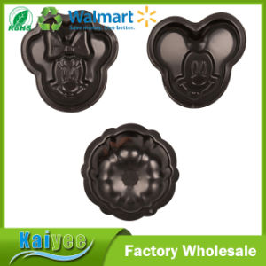 Cute DIY Pattern Non-Stick Carbon Steel Baking Mold pictures & photos