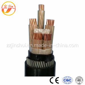 Manufacture Rubber Construction Cable and PVC Sheathed Cable XLPE Insulated Electrical Cable Three Phase pictures & photos