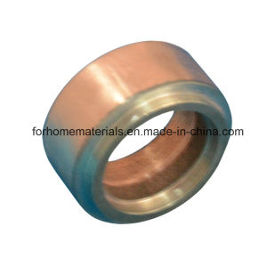 Copper-Titanium Bimetallic Explosion Welded Joint pictures & photos