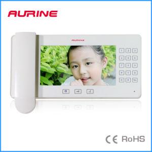 Pabx Video Intercom Apartment System with CCTV Surveillance
