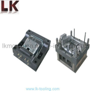 Custom Injection Mould Making for Motorcycle