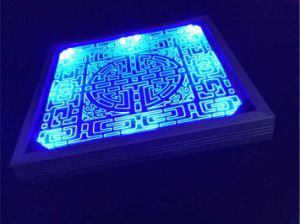 Solar Panel Solar Park Underground Brick Light with Colorful Light and Different Patten pictures & photos