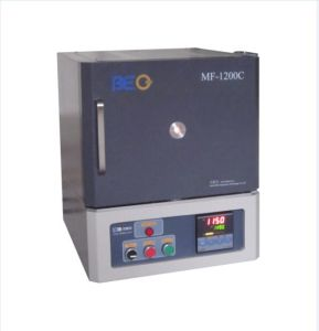 (7.2Liter) 1200c Micro Muffle Furnace for Laboratory Equipment Mf-1200c