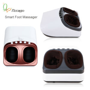 Personal Shiatsu Rolling Acupressure Foot Massager with Heating pictures & photos