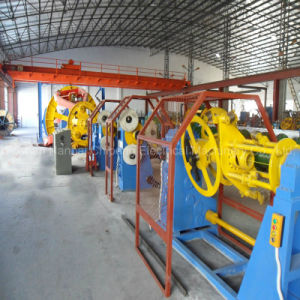 PE Wire Cable Manufacturing Machine pictures & photos