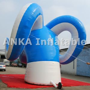 Advertising Inflatables Giant Big RAM Cartoon Promotion Character pictures & photos