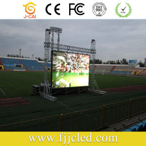 P10 Outdoor Full Color Rental LED Display Screen pictures & photos