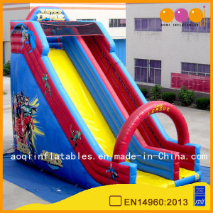 2016 Commercial Used Inflatable High Slide for Kids (AQ1149-7) pictures & photos