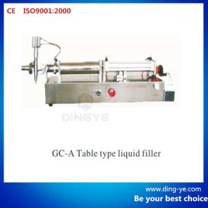Table Type Liquid Filler (Gc-a) pictures & photos
