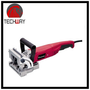Electric Biscuit Jointer 1010W with 100mm Blade pictures & photos