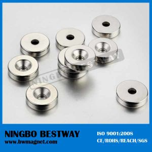 N42 Rare Earth Good Quality Neodymium Magnet Pot pictures & photos