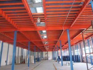 Warehouse Storage Mezzanine Steel Rack pictures & photos