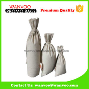 Nature Food Packing Cotton Rice Bag pictures & photos