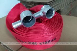 PVC Fire Hose with Storz Coupling pictures & photos