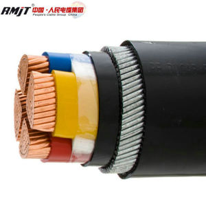 Underground Cable Steel Wire/Type Armoured Copper Power Cable pictures & photos