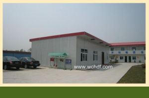 Flattop Prefab House and Modular House for Office