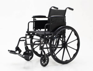 Steel Manual, Functional, Wheelchair, Adjustable, (YJ-K401-1) pictures & photos