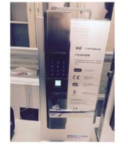 RFID Standalone Door Lock / Fingerprint Lock with Touch Keypad pictures & photos