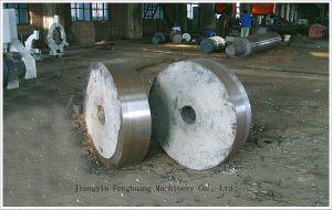 Aluminium Rough Machined Forging Ring pictures & photos