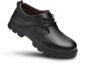 Stock Available Top Quality Rubber Outsole Safety Shoes pictures & photos