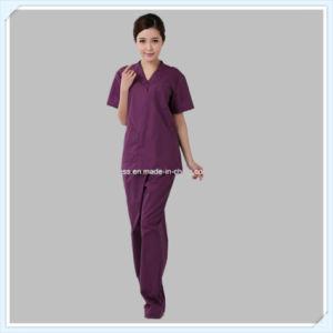 Ly New Style Cotton Hospital Uniforms Nurse Uniform pictures & photos