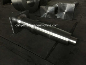 Material 25crmo4 Hot Forged Shaft pictures & photos