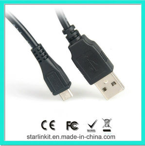 High Speed Top Quality USB to Micro USB Cable pictures & photos