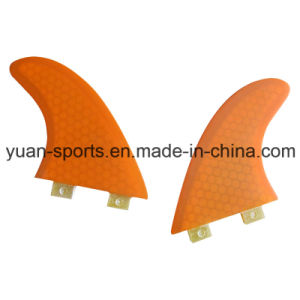 Glassfiber Honeycomb Surf Fin G5 Gx pictures & photos