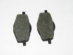 Yog Motorcycle Parts Motorcycle Disc Brake Pad for YAMAHA Ybr125 Dt175 pictures & photos