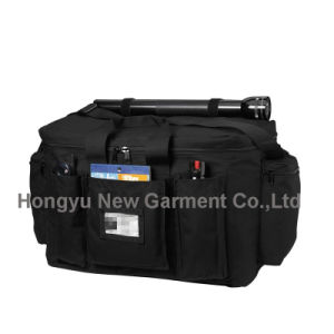 Black Police Equipment Bag (HY-HB012) pictures & photos