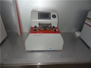 LCD Touch Screen Digital Ink Rub Tester pictures & photos