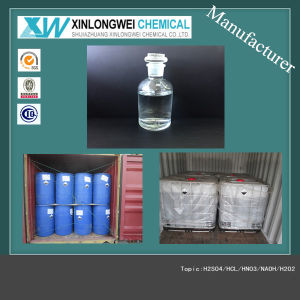 Food Grade and Industry Grade Glacial Acetic Acid 99.5% Min pictures & photos