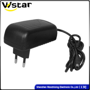 24W 12V 2A Power Adapter with Microphone, Monitor pictures & photos