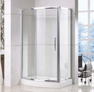Sanitary Ware with Shower Door